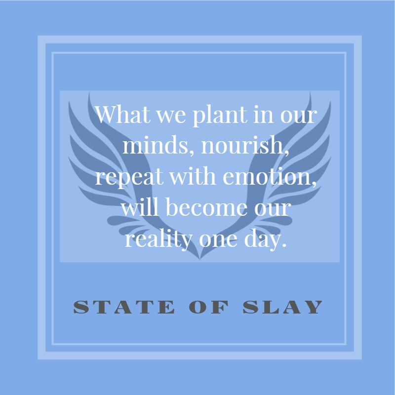 State Of Slay Reality One Day