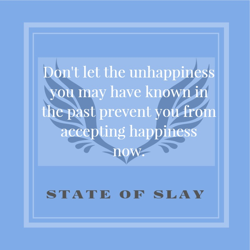 State Of Slay Blue Prevent Happiness
