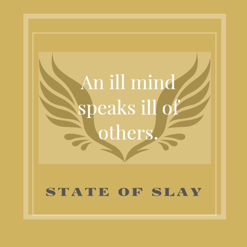 State Of Slay Ill Mind