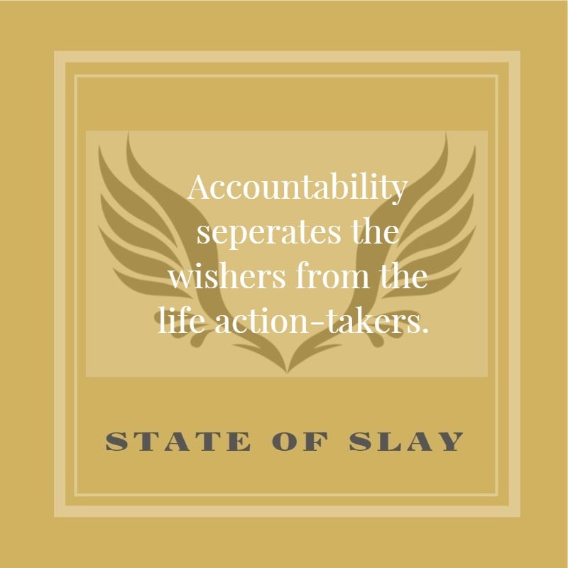 State Of Slay Accountability