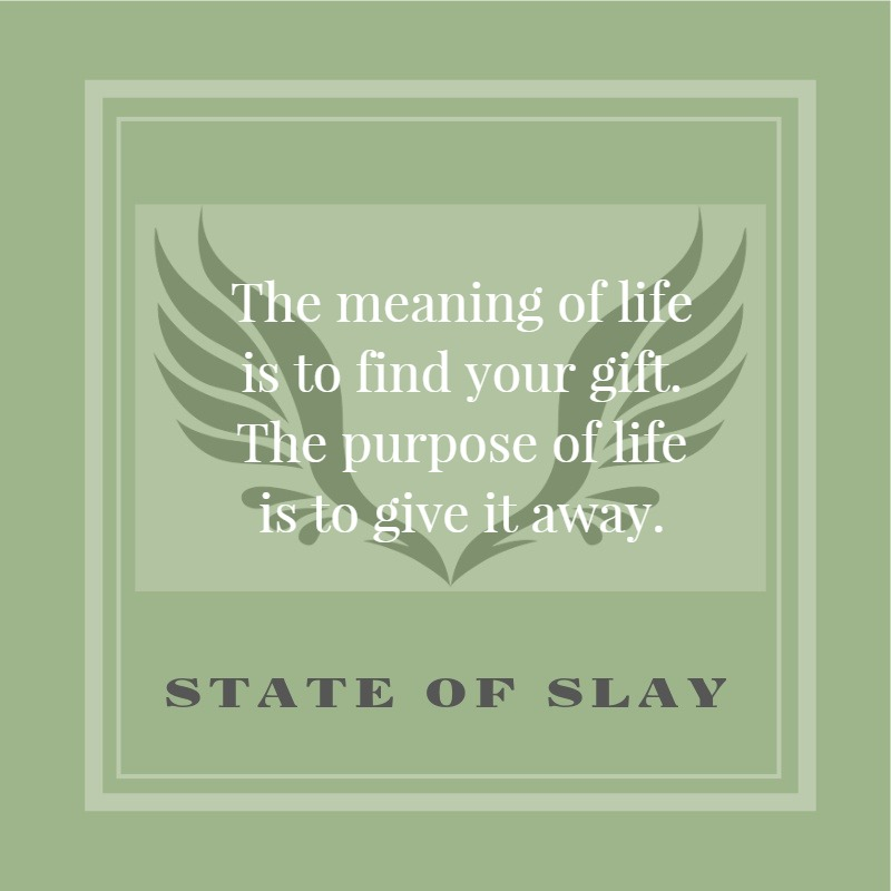 State Of Slay Give It Away