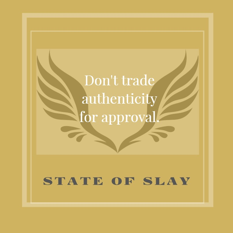 State Of Slay Authenticity