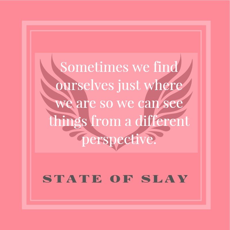 State Of Slay Pinky See Perspective