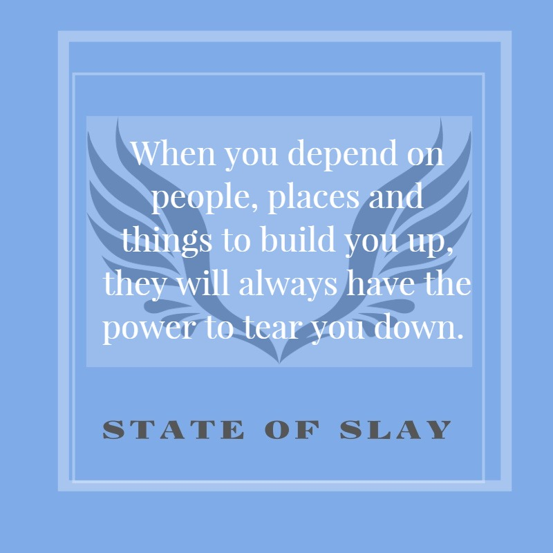 State Of Slay Tear You Down