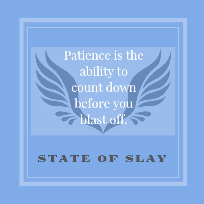 State Of Slay Blast Off