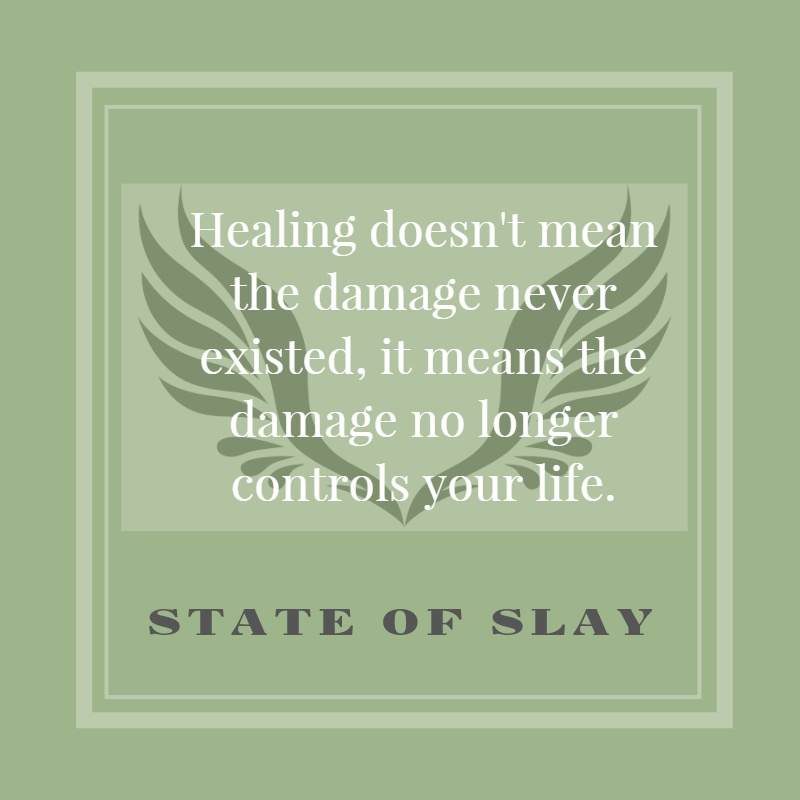 State Of Slay Controls Your Life