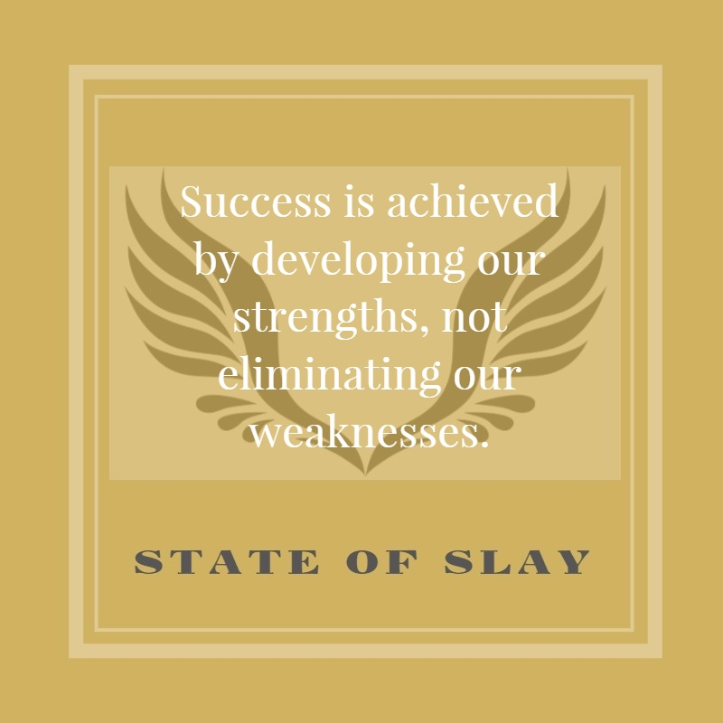 State Of Slay Strengths