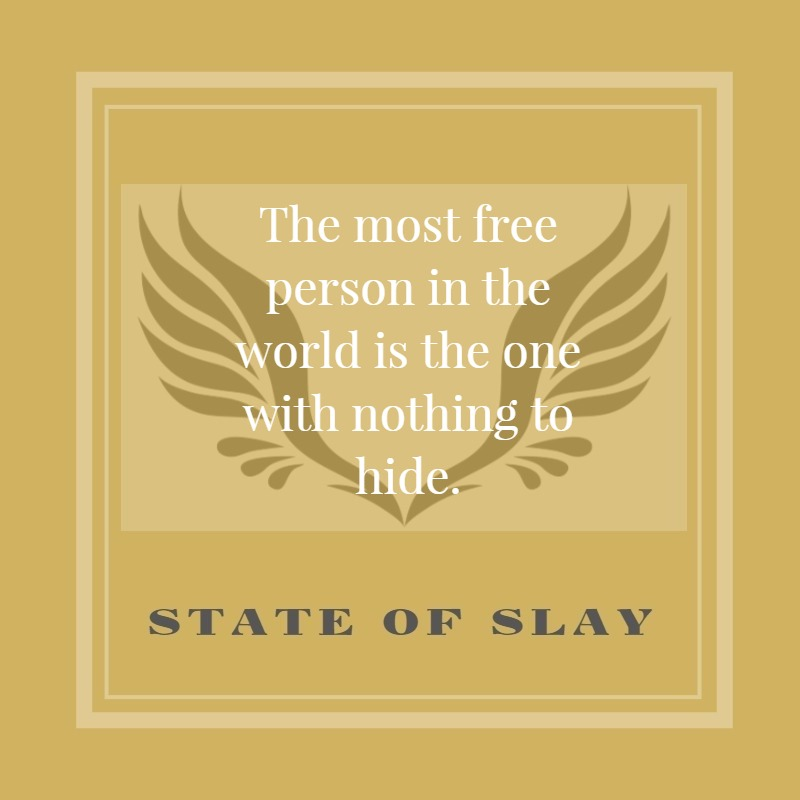 State Of Slay Free Person
