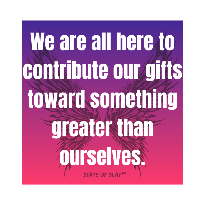 Contribute Our Gifts